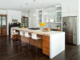 Full Size of Kitchen:nice Modern Kitchen Island Designs With Seating 6  Images Of New ...