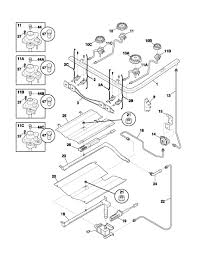 outstanding frigidaire electric range parts diagram ideas best frigidaire gallery stove wiring diagram frigidaire stove wiring diagram wiring auto wiring diagrams