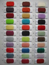 Satin Color Chart Buy Satin Color Chart Satin Colors Fabric Colors Product On Alibaba Com