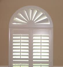 Top Arch Window Coverings Roselawnlutheran Concerning Semi Circle Semi Circle Window Blinds