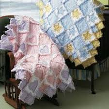 Baby Rag Quilt With Easy Video Tutorial | Rag quilt, Baby rag ... & Love of Quilting Magazine. Flannel Rag QuiltsBaby ... Adamdwight.com