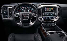 2018 gmc regular cab. contemporary 2018 interior image showing the front cabin of 2018 gmc sierra 2500 denali  hd premium heavy in gmc regular cab v