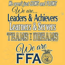 Ffa Quotes Inspiration FFA Has Been A Par Of My Family Life Ever Since I Have Known It Is