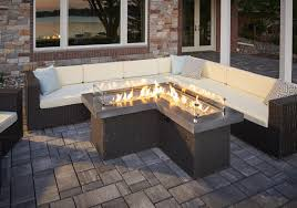 The Pointe Gas Fire Pit Table Fire Pits Fire Pits & Fireplaces