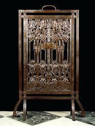 antique fireplace screen. art deco fireplace screen mimlist fmily chicgo wlls stndrd fireplce antique fire l
