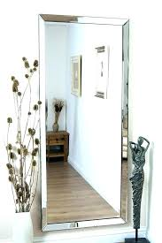 wall mirrors giant wall mirrors extra large outstanding glass bevelled mirror uk