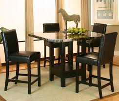 round pub dining table sets dining tables captivating black round modern gl pub dining table sets