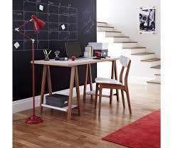 trestle office desk. Buy Modern Home Office Desks Online Trestle Desk