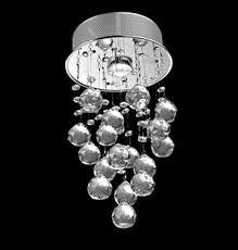 modern crystal pendant lighting. Crystal Chandelier, Small Mini Chandelie,mini Modern Pendant Lighting