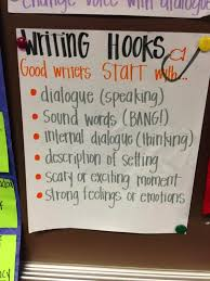 best hooks and strong beginnings images teaching writing hooks