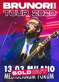 Brunori Sas, Tour 2020: il Forum di Milano è già sold out ...