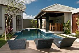 3 Bedroom Villa In Seminyak Simple Decorating Ideas