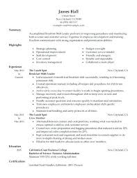 Example Of Restaurant Manager Resume Restaurant Manager Resume ...