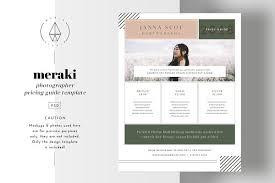 Manual Design Templates Impressive Flyer Templates Creative Market