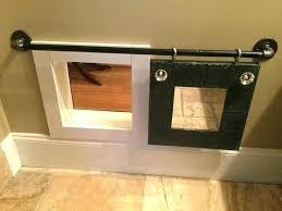 through the wall doggie door dog door through wall dog door barn door is photo 2 through the wall doggie door