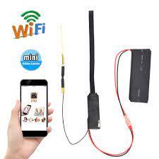 camera mini siêu nhỏ wifi , camera giấu kín giám sát từ xa bí mật -  SHOPCAMERAHD