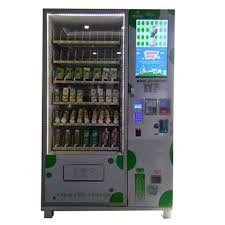Chip Vending Machine Amazing Chip Candy Vending Machine With Contactless PaymentSnack Machine