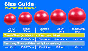 Yoga Ball Size Chart Sustainable Eco Friendly Products Exercise Balls With Custom Logo Gym Ball 65 Cm 65cm Yoga Ball Buy 65cm Yoga Ball Product On Alibaba Com