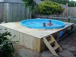 homemade inground pool build pool cost wet wild pools for summer pool steps diy inground pool