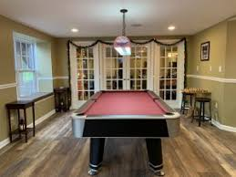 Game Room | Basement Game Room | Pool Tables | Ideas for Game Rooms
