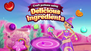 Crafty Crafty Candy Game Teaser Trailer Witches And Cats On Ios Android