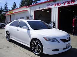 Toyota Camry with 20 Inch Rims Find the Classic Rims of Your ...