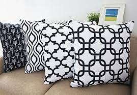 black and white accent pillows. Fine Accent To Black And White Accent Pillows E