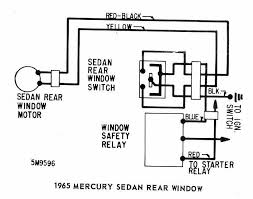mercury sedan 1965 rear window wiring diagram all about wiring mercury sedan 1965 rear window wiring diagram