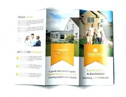 for sale by owner brochure top real estate brochure templates to impress your clients