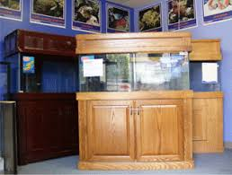 furniture aquarium. richmond aquarium showroom furniture