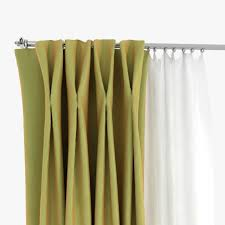 pinch pleat curtains with hooks triple pinch pleat curtain hooks sage curtains double curtain rod