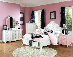 pink and white bedroom sets white wood queen bed frame bedroom sets for girls wooden cottage