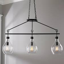 diy rustic chandeliers luxury oiled bronze linear chandelier 3 light