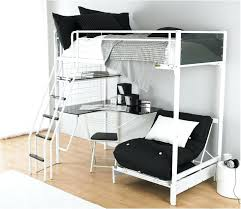 double loft bed with desk white color futon white bunk beds double loft bed with sofa