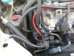 diy the big 3 1 plus battery cable upgrade acurazine acura yeah i need a cleaner looking positive battery cable but stock works for now and have the cable to the alt and sub amp both on it getting plenty of juice