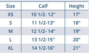 Ovation Helmet Size Chart Ovation Pro Top Grain Childrens Half Chap