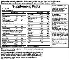 garden of life vitamin code men. Vitamin Code 50 \u0026 Wiser Men - Supplement Facts. Men. Garden Of Life N