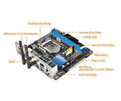 asrock > h97m itx ac features