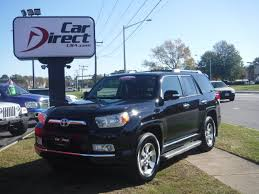 Used TOYOTA 4RUNNER Virginia Beach VA