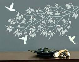 decorating decorative stencils wall uk strikingly design ideas chic stencil d for painting canada wood australia