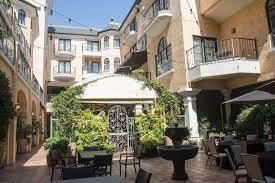 garden court hotel now el prado hotel