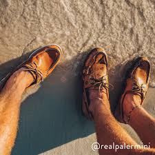 while sperrys aren t technically waterproof they are water friendly and it s more than ok to get them wet they were created for slippery boat decks