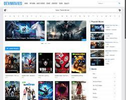 Wordpress Movie Theme Developersidn I Will Devmovies Wordpress Theme For Website Streaming Movie And Tv For 50 On Www Fiverr Com