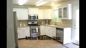 Kitchen Makeover Kitchen Makeover Ideas Youtube