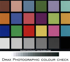 Dmax Photographic Colour Balance