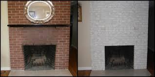 paint brick fireplace pics 15 gorgeous painted brick fireplaces s decorating design 1200 x 600 pixels
