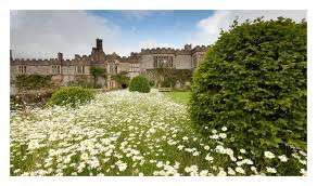 violets and tea visit haddon hall as part of their luxury english garden tours