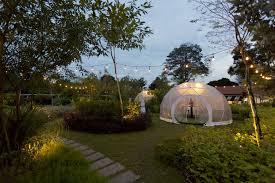 garden dome. The Summerhouse Garden Dome. Image By Dome A