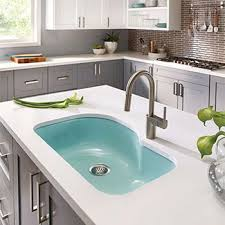 color options with a porcelain sink are nearly limitless this one is made by houzer