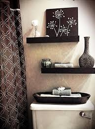 awesome over the toilet black three level storage